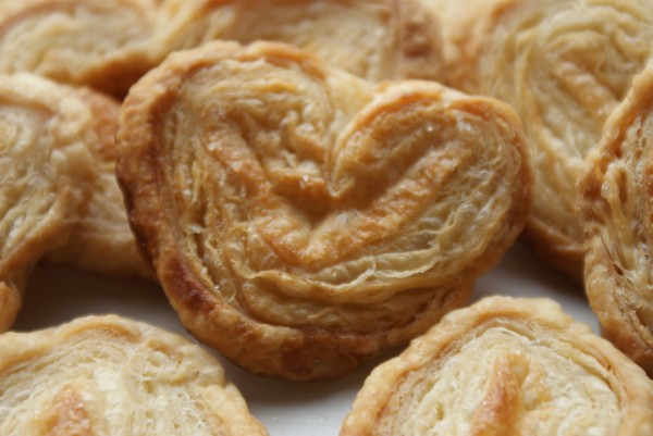 Palmiers - using up Puff Pastry Trimmings | Baking, Recipes and ...