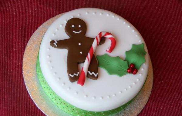 Gingerbread Man Cake Decorating Ideas