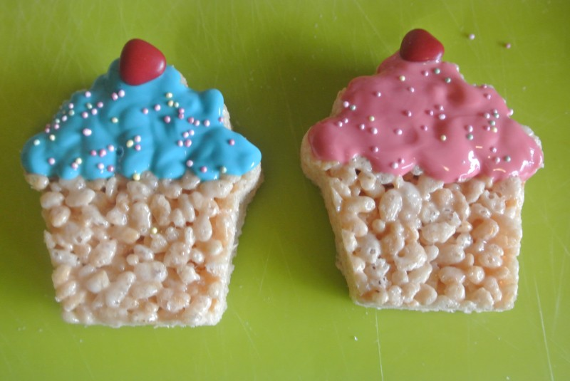 Marshmallow rice krispie treats baking recipes and tutorials april 071 ccuart Image collections
