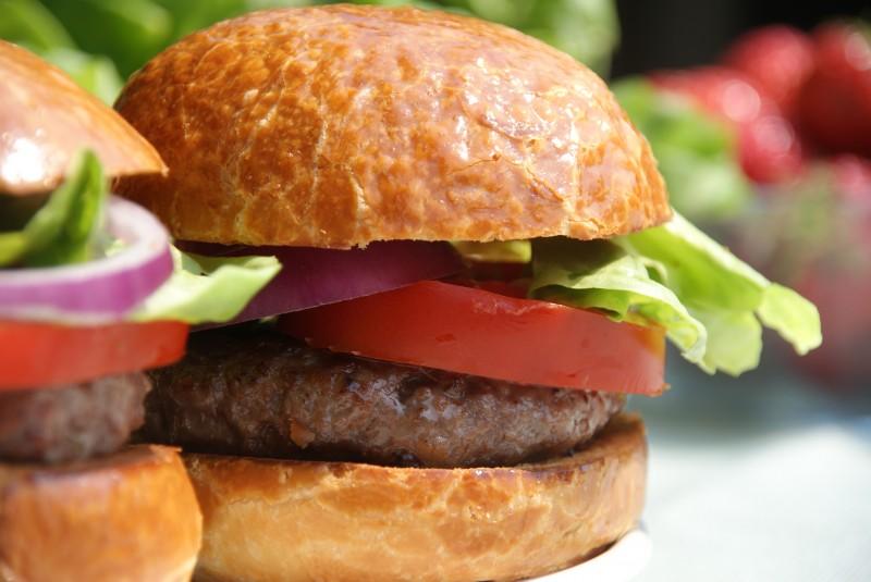 Brioche Burger Buns 041