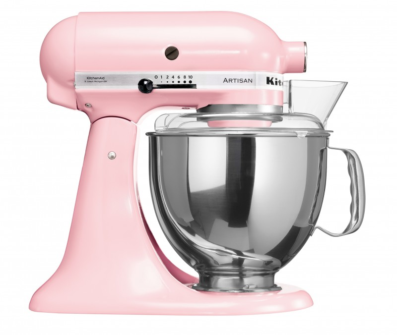 Pink Stand Mixer (5)