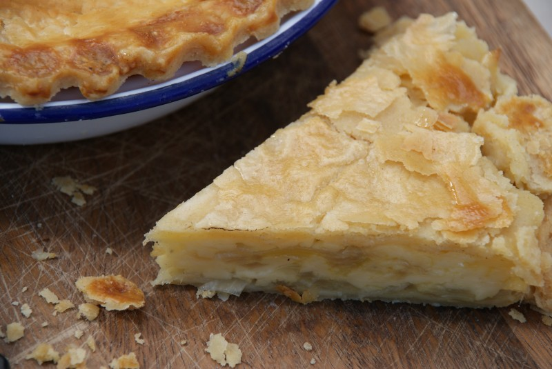 Cheese & Onion Pie 043
