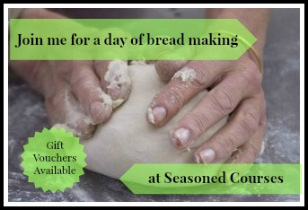 Join my Bread Making class at Seasoned Courses