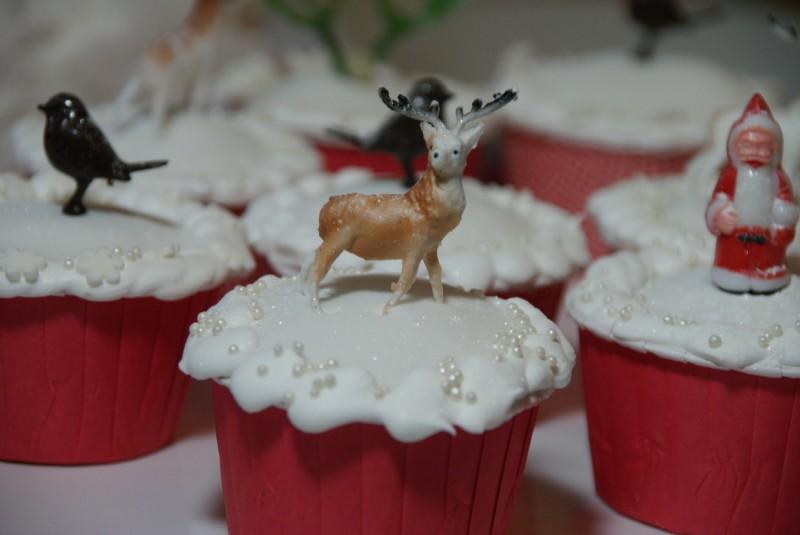 Individual Christmas Cakes | Baking, Recipes and Tutorials ...