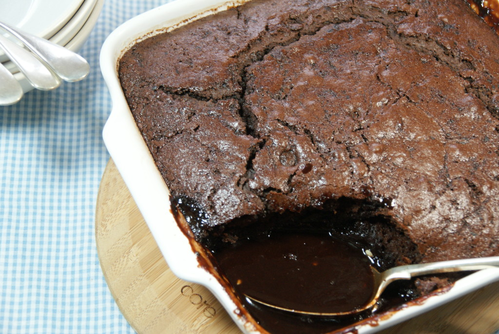Self Saucing Chocolate Pudding | Baking, Recipes and Tutorials - The ...