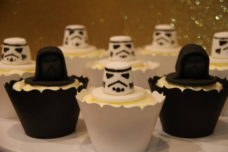 Star Wars Cupcakes Baking Recipes And Tutorials The