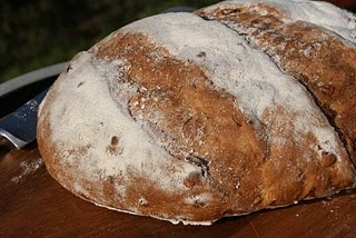 Maple and Pecan Bread