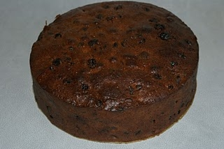 Christmas Cake - Boozy Fruit Part 2