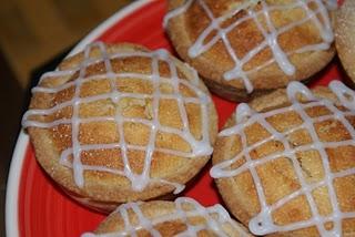 Christmas Bakewell Tarts