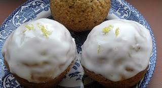 Mum's Ginger Muffins